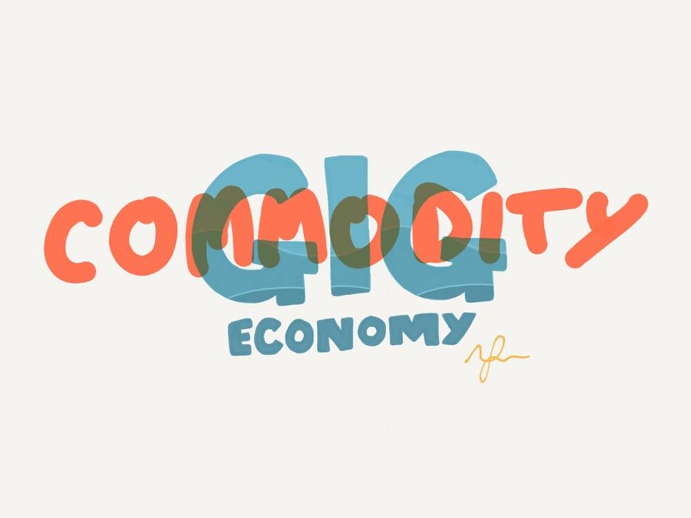 Gig Economy VS Commodity Economy