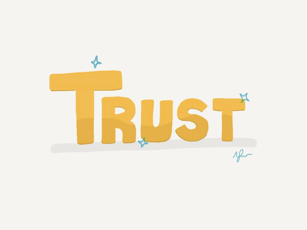 The Price Of Losing Trust