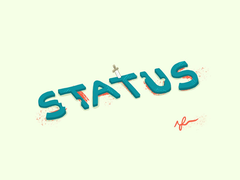 Status versus Wealth