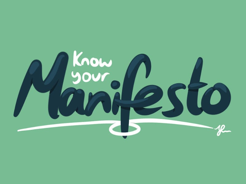 The Cost Of Not Knowing Your Manifesto