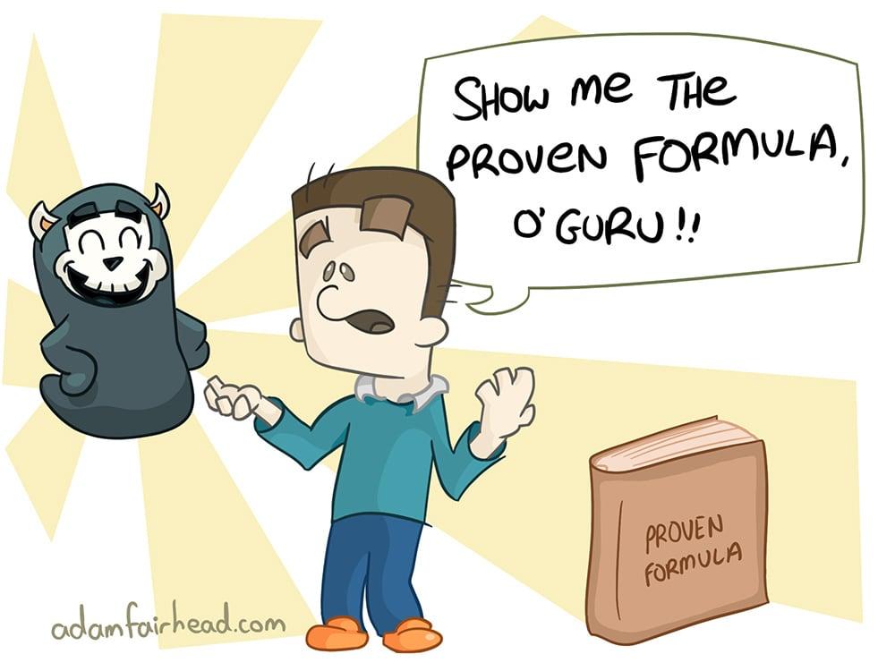 The Process VS The Guru