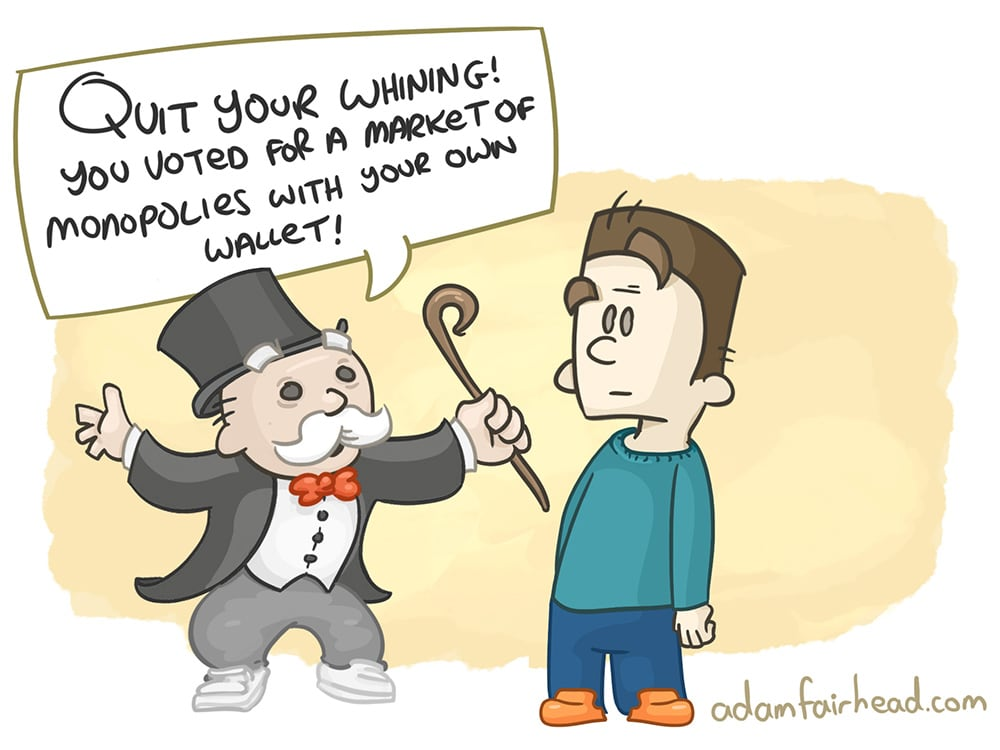 We Chose Monopoly