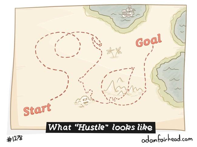 Anti-Hustle