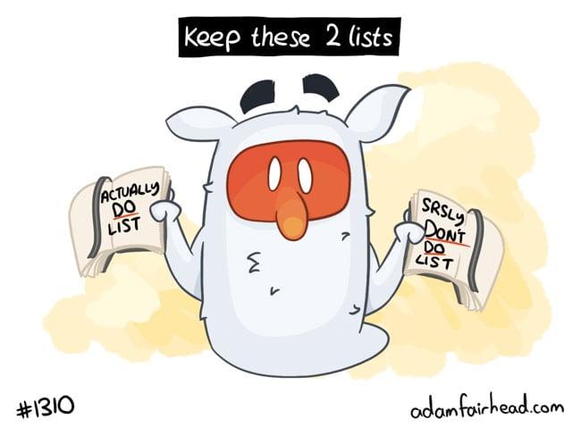 2 Short Lists