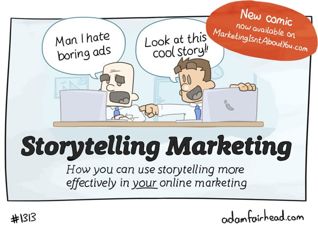 Issue 2 of Marketing Isn't About You now available