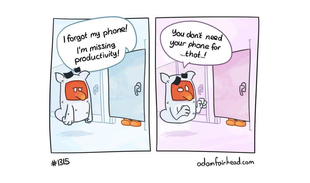 Faux-Productivity