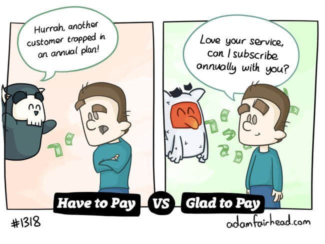 Glad to Pay