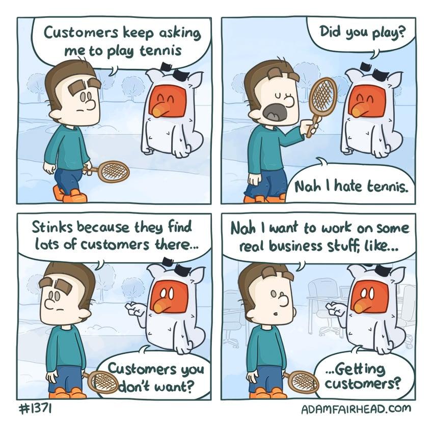 Weird Market Traits