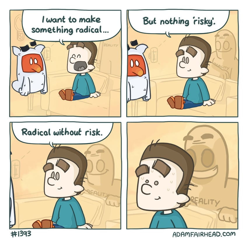 A Healthy Relationship With Risk